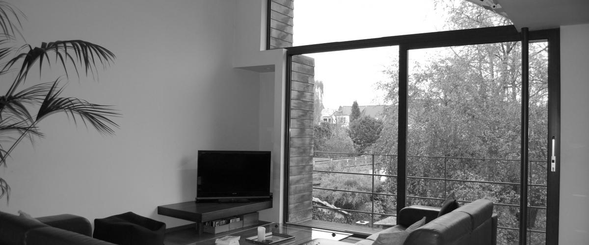 ArVD | home | Architecture | Vincent Deketelaere | architect | Vilvoorde