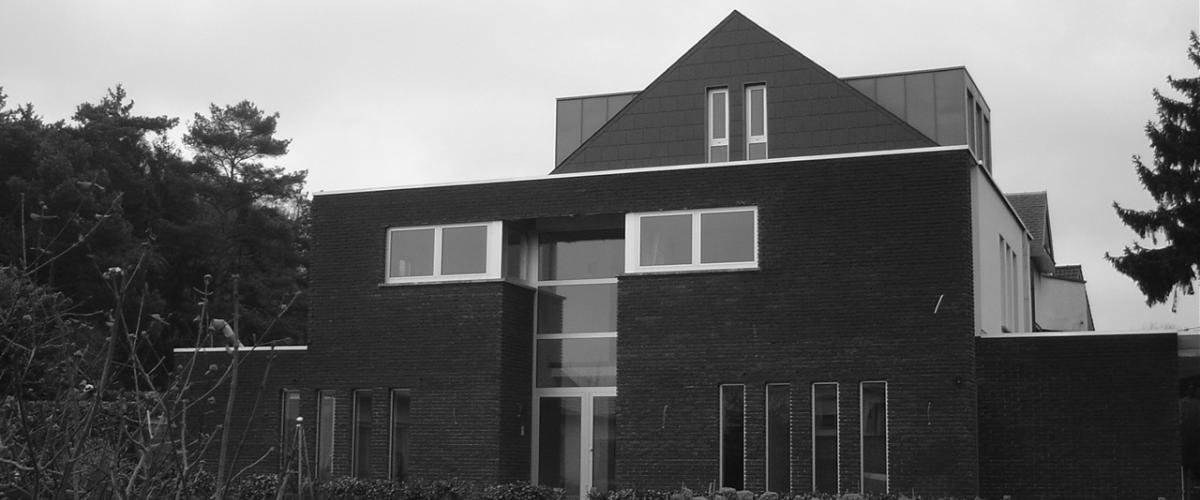 ArVD | home | Architecture | Vincent Deketelaere | Nouvelle habitation