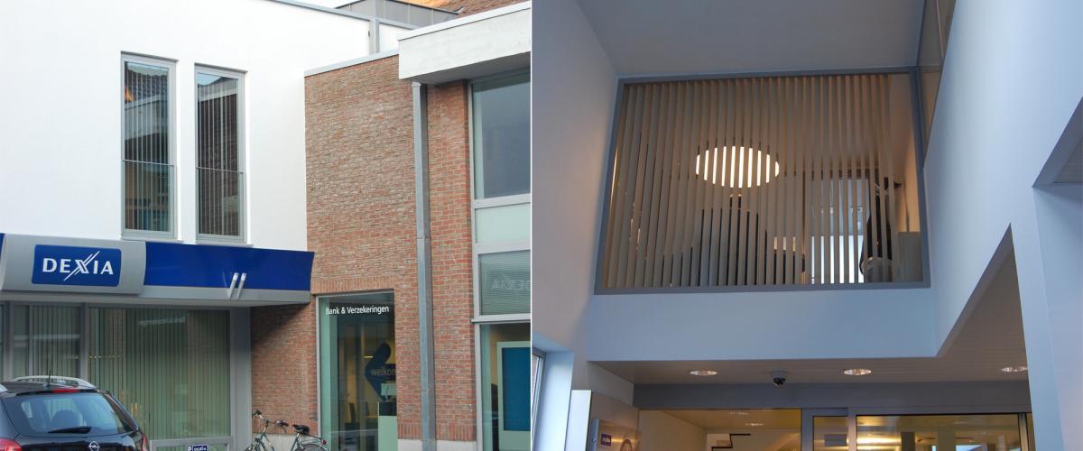 ArVD | home | Architecture | Vincent Deketelaere | Belius Deerlijk | acv