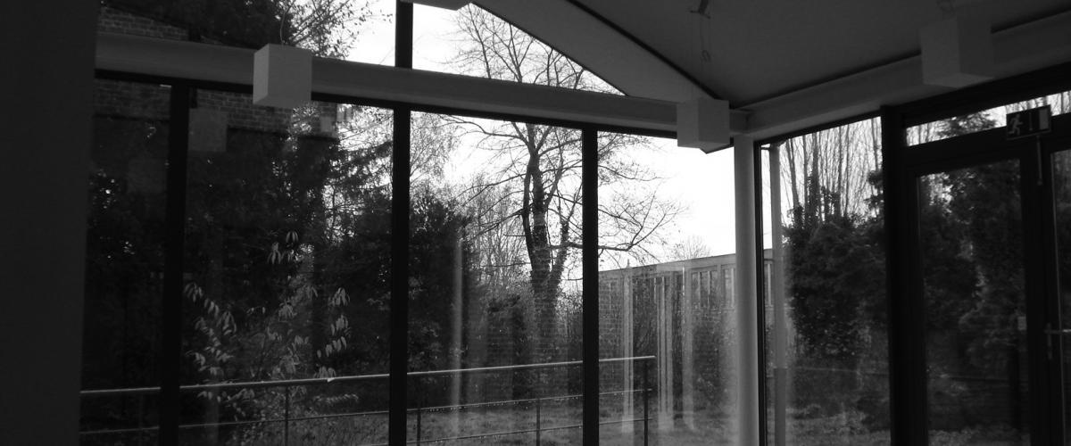 ArVD | home | Architecture | Vincent Deketelaere | Openbare gebouwen | den dries