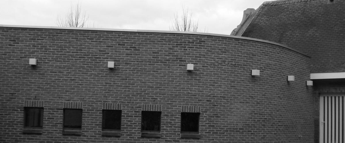 ArVD | home | Architecture | Vincent Deketelaere | Openbare gebouwen | buurthuis