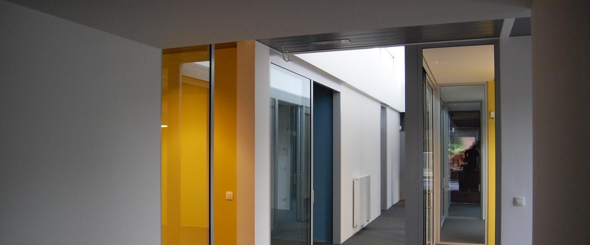 ArVD | home | Architecture | Vincent Deketelaere | Dexia Oordegem
