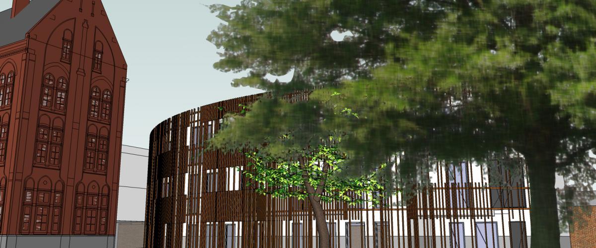 ArVD | home | Architecture | Vincent Deketelaere | Rénovation | Couvent des Minimes