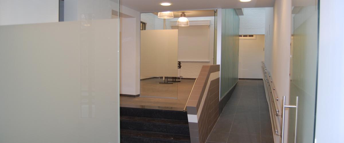 ArVD | home | Architecture | Vincent Deketelaere | Zilverpunt