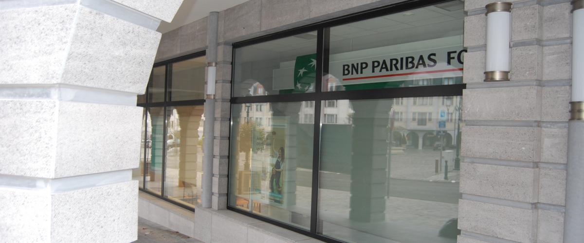 ArVD   home   Architecture   Vincent Deketelaere   Bureaux   BNP Wemmel